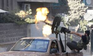 Συρία: Σφοδρές μάχες για την κατάληψη της θρησκευτικής «πρωτεύουσας» των τζιχαντιστών