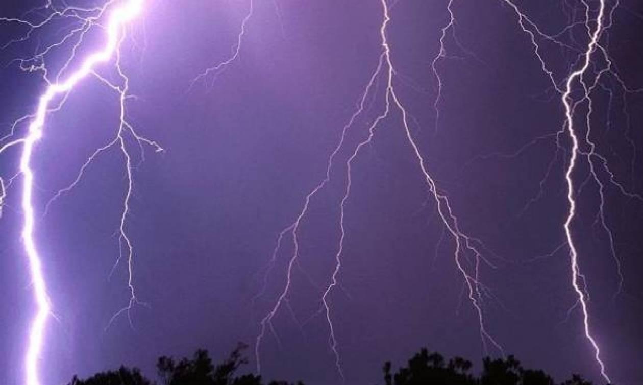 Καιρός για καταιγίδες – Πού και πότε θα εκδηλωθούν