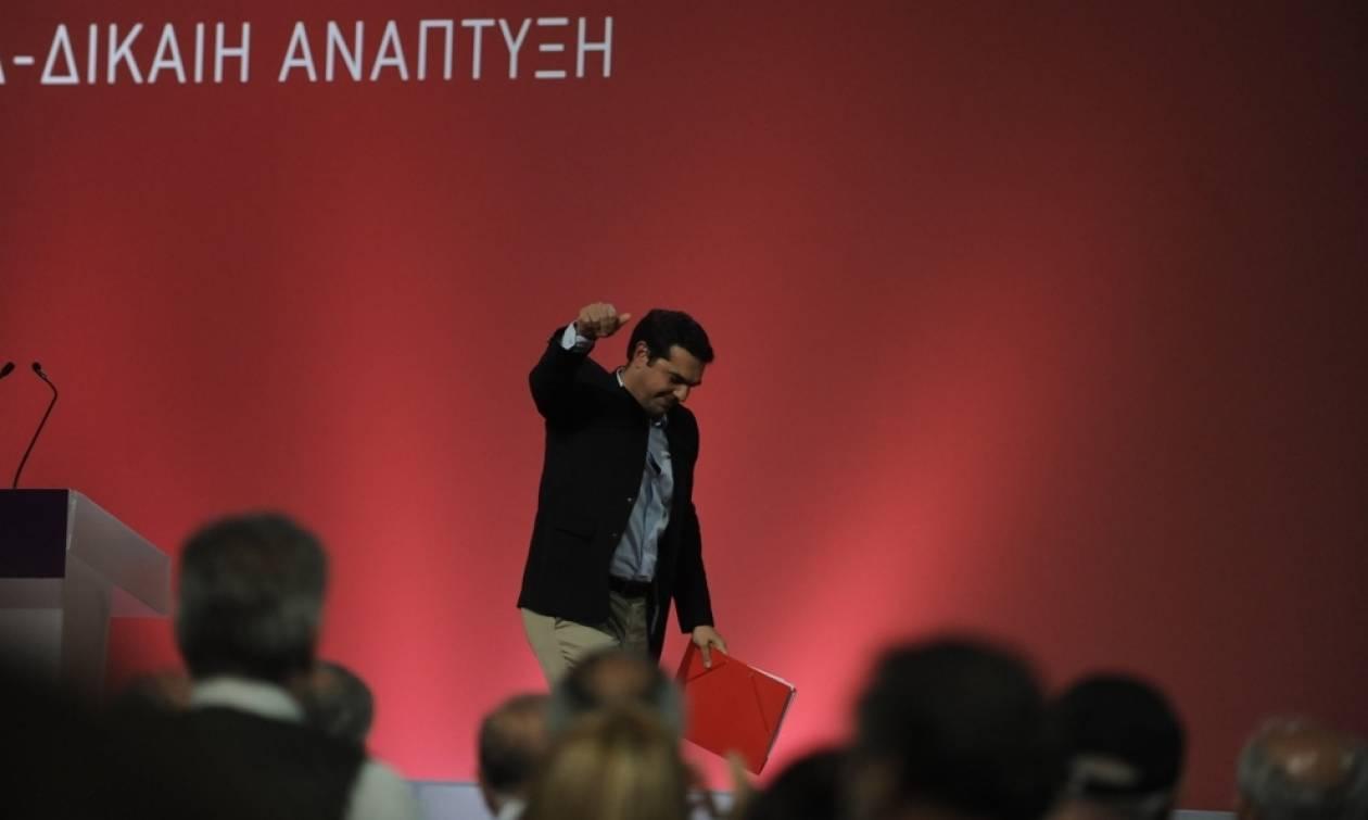 2ο Συνέδριο ΣΥΡΙΖΑ: Δείτε LIVE εικόνα από το Newsbomb.gr