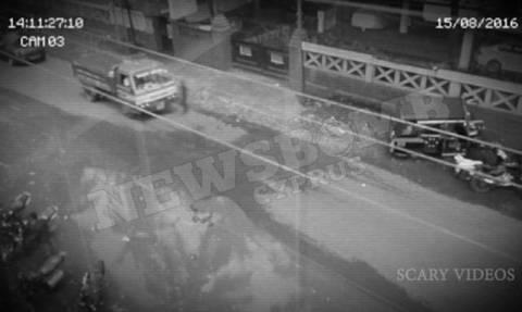 Το είδατε; Είναι αυτή απόδειξη ότι τα φαντάσματα περπατούν ανάμεσα μας; Ανατριχιαστικό βίντεο!