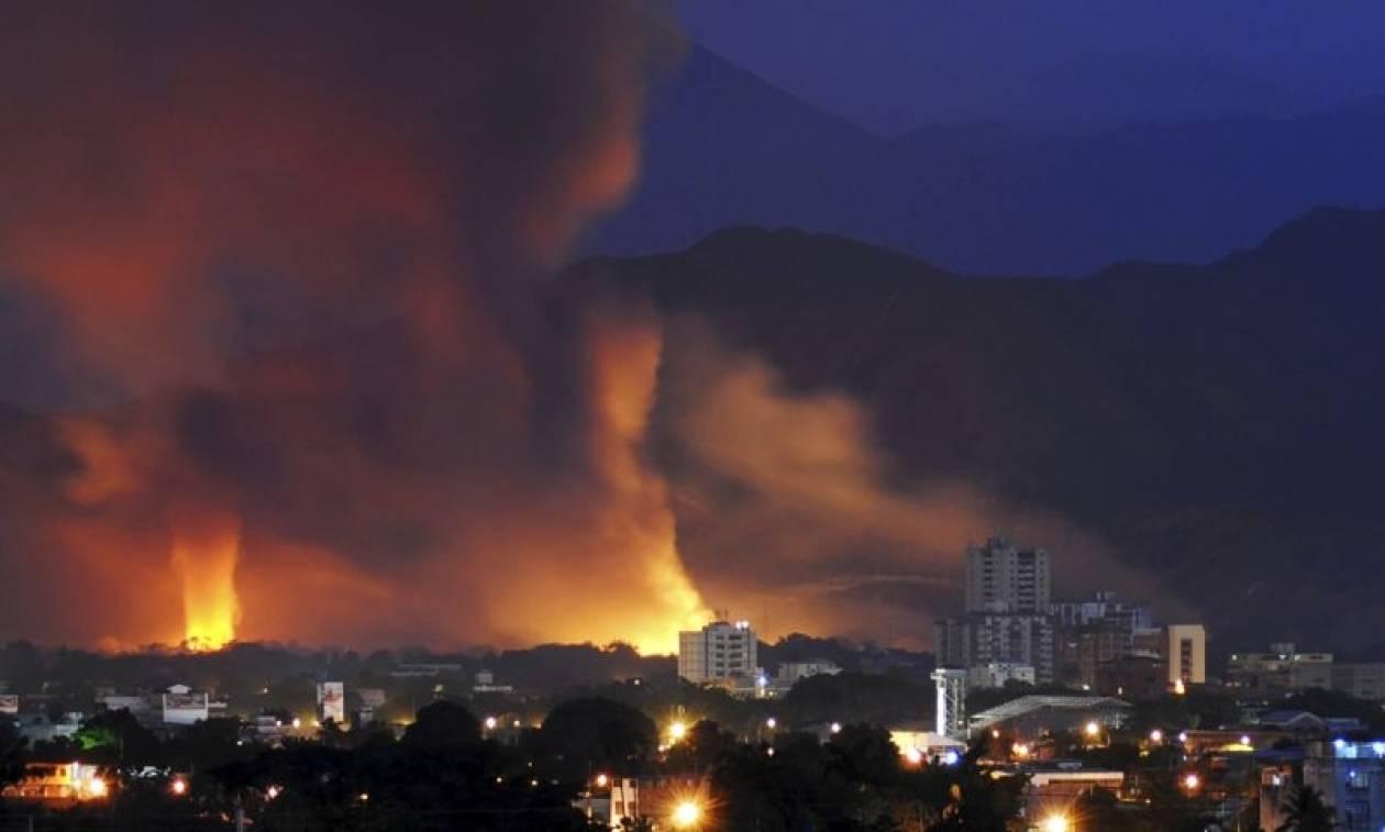 Ισχυρή έκρηξη στο Αφγανιστάν: Φόβοι για μεγάλο αριθμό θυμάτων