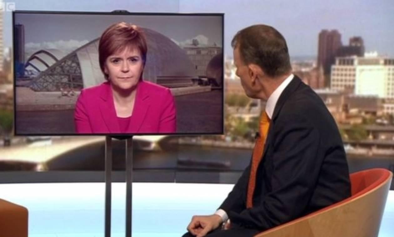 Δήλωση-βόμβα: Ετοιμάζεται δημοψήφισμα για την ανεξαρτησία της Σκωτίας