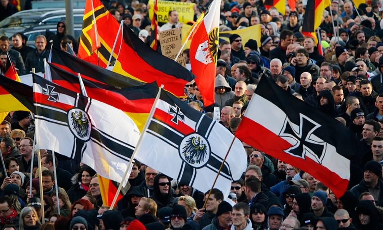 Γερμανία: Δεύτερη επέτειος από την ίδρυση του ξενοφοβικού Pegida