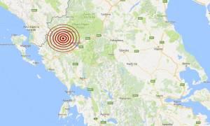 Σεισμός Ιωάννινα: Μετασεισμός 3,7 Ρίχτερ