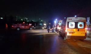 Ωραιόκαστρο: Οδηγός παρέσυρε και σκότωσε προσφυγόπουλο και τη μητέρα του (pics&vids)