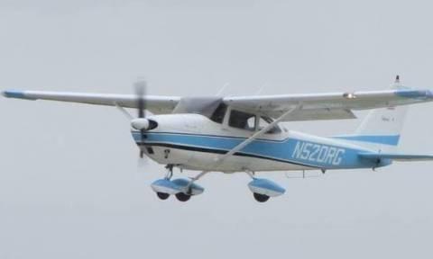 Missing Cessna found; pilots dead