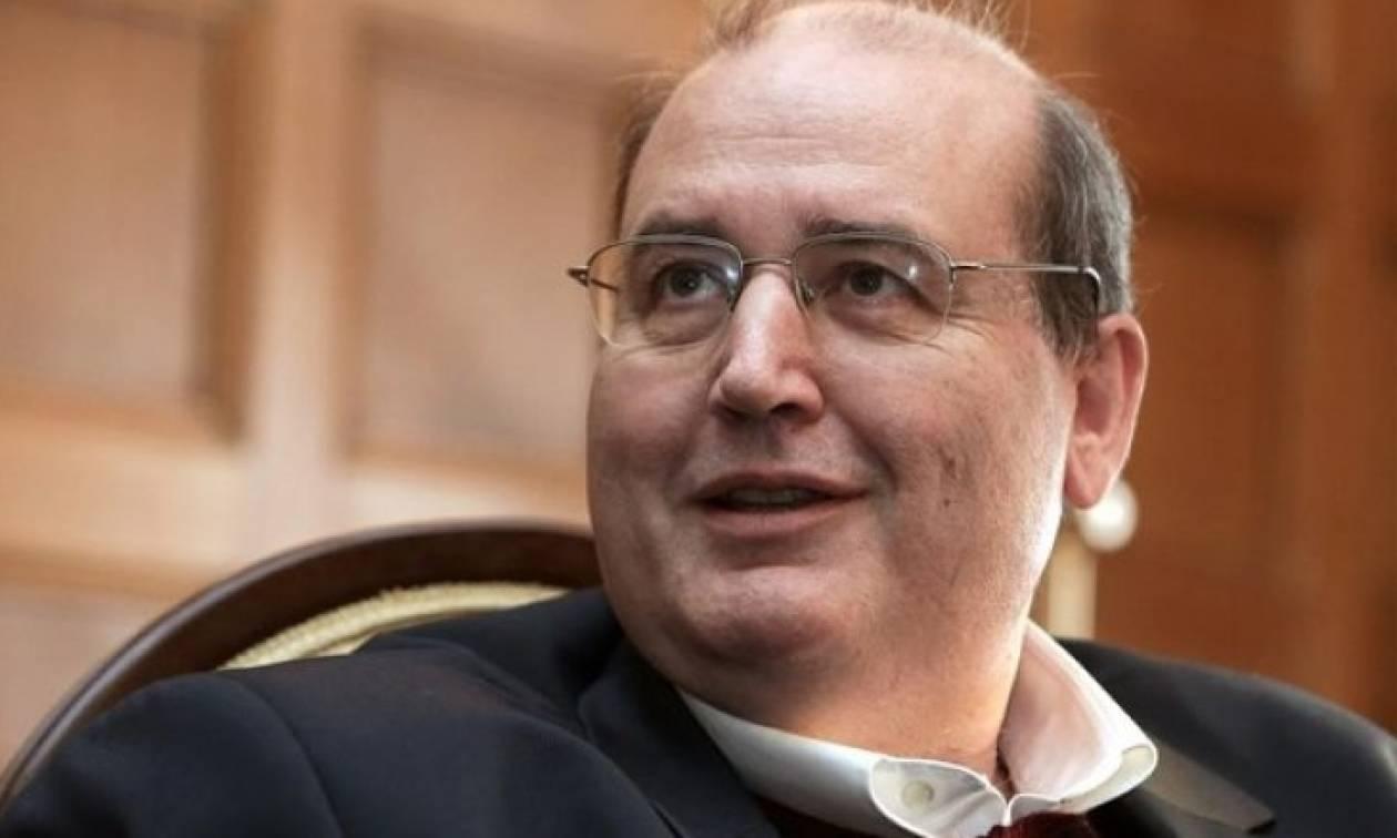 Ν. Φίλης: Δύσκολη η πορεία της χώρας, αν δεν ανοίξει το θέμα του χρέους έως το Γενάρη
