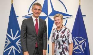 ΝΑΤΟ: Για πρώτη φορά γυναίκα γίνεται το Νο2 της Συμμαχίας