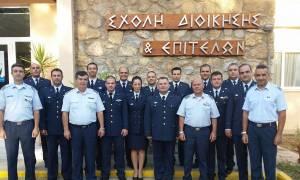Πολεμική Αεροπορία: Απονομή Πτυχίων 122ης Εκπαιδευτικής Σειράς ΣΕΑΑ (pics)