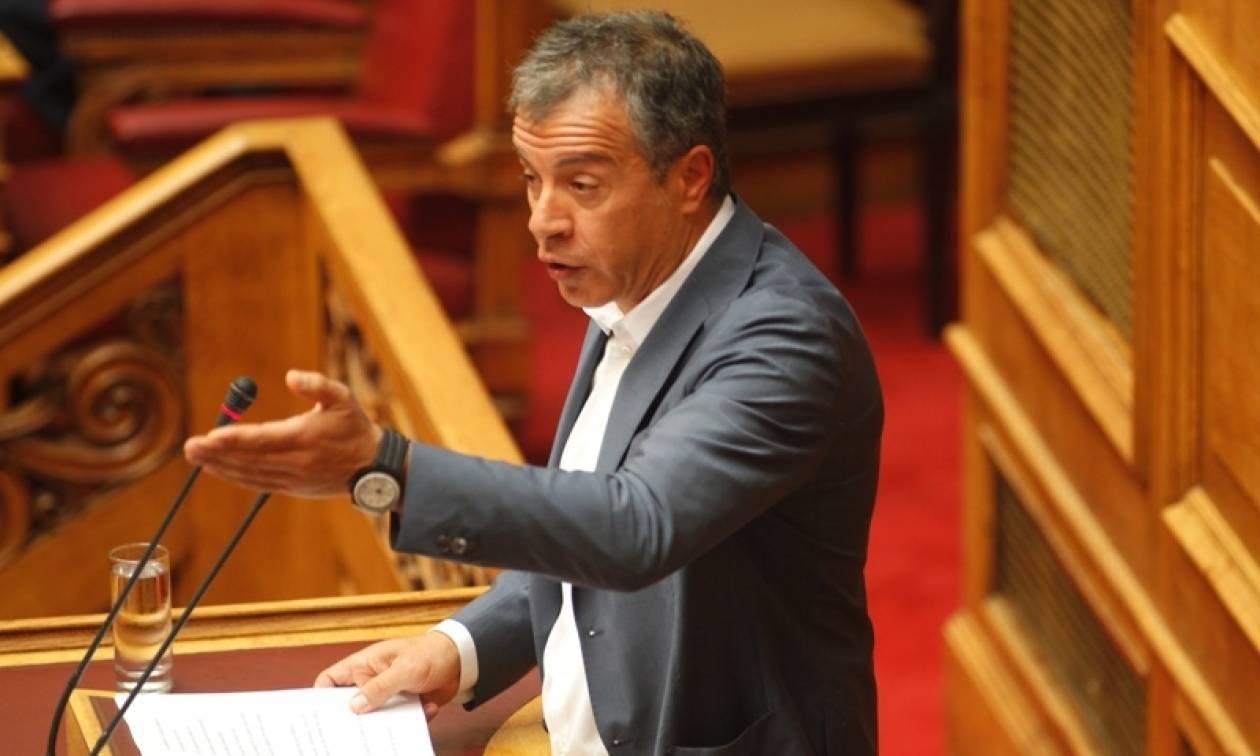 Ποιον βουλευτή διέγραψε ο Σταύρος Θεοδωράκης