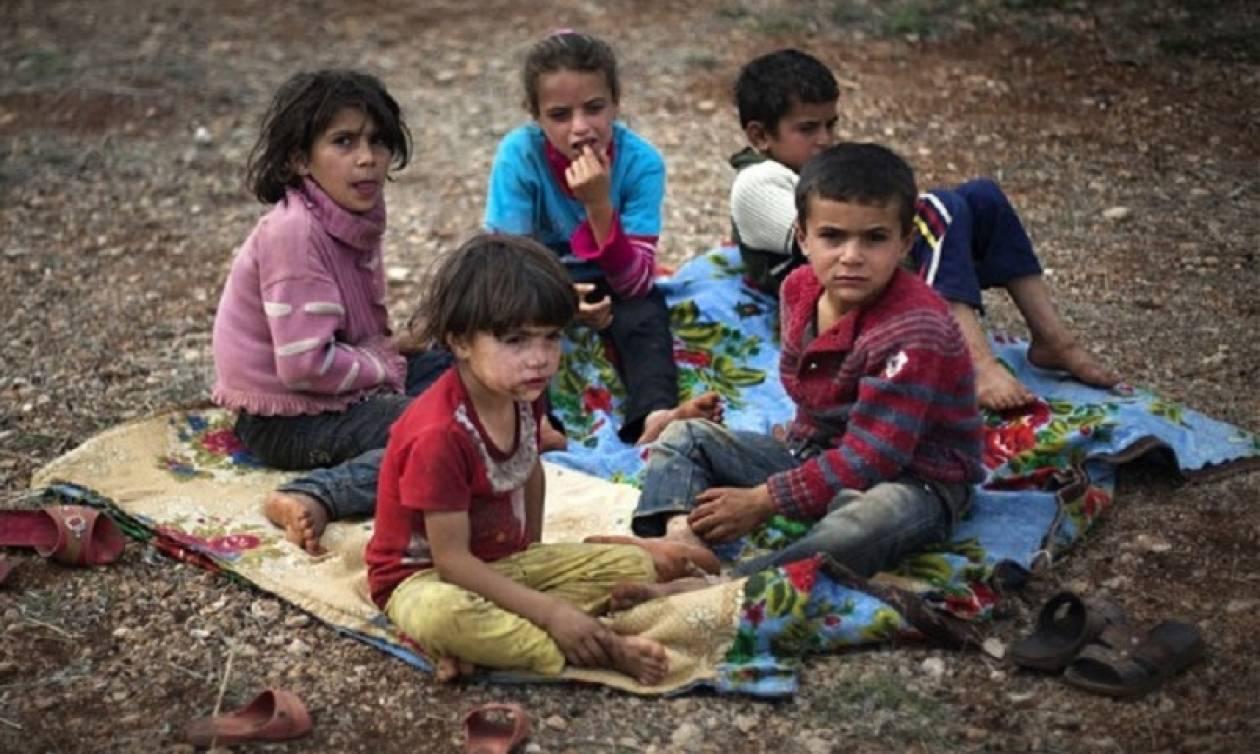 Κιλκίς: Οκτώ νέα κρούσματα ηπατίτιδας Α σε προσφυγόπουλα