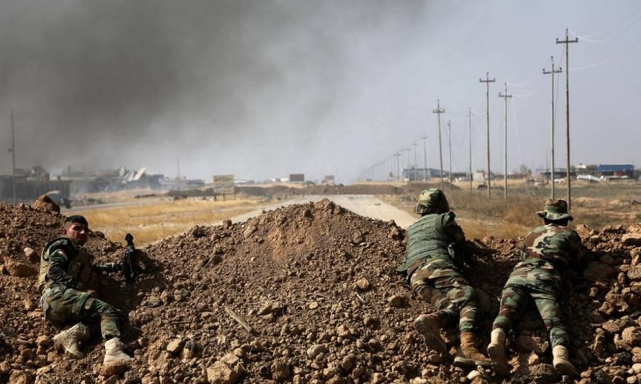 ΗΠΑ: Το ΙΚ χρησιμοποιεί τους αμάχους ως ασπίδες - Καταγγελίες από Δαμασκό