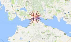 Σεισμός 4,1 Ρίχτερ στη Ναύπακτο (pics)
