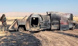 Οι ΗΠΑ αναμένουν ότι το Ισλαμικό Κράτος θα κάνει χρήση χημικών στη Μοσούλη