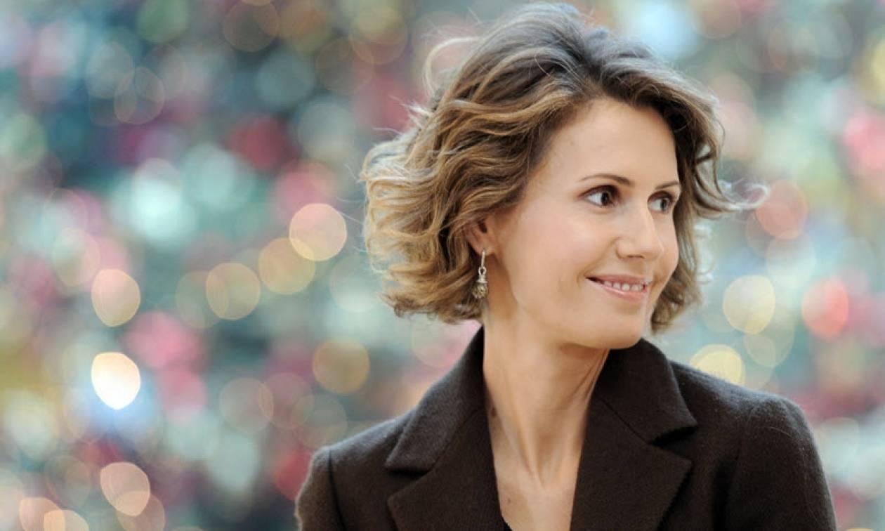 Συρία: Η σύζυγος του Άσαντ αποκάλυψε ότι της πρότειναν συμφωνία για να φύγει από την χώρα (pics)