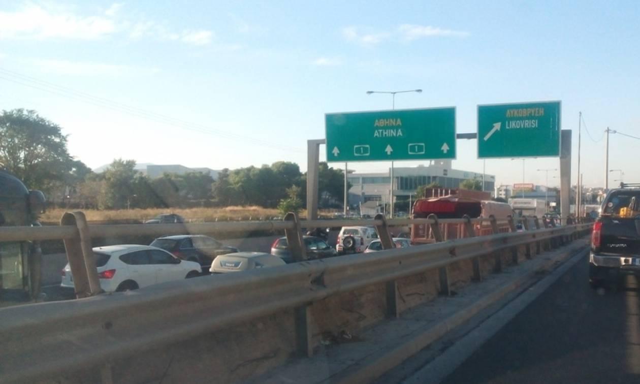 ΤΩΡΑ - Κυκλοφοριακό «έμφραγμα» στην Αθήνα: Ποιους δρόμους να αποφύγετε