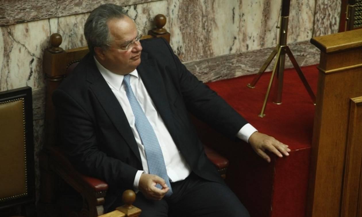 Κοτζιάς: Το ΥΠΕΞ δεν παρασύρθηκε - Να αφήσουν την ανόητη αντιπολίτευση