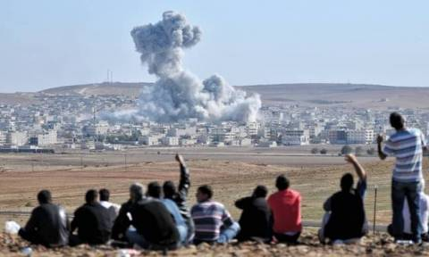 Mosul battle: US says IS using human shields