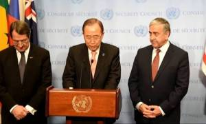 «Ο Μπαν θέλει διπλωματική νίκη στο Κυπριακό»