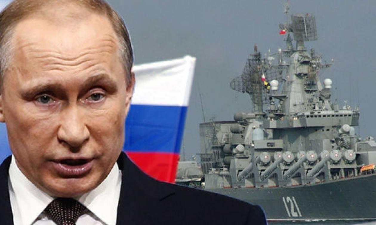 Γιατί πάει στη Θεσσαλονίκη πλοίο του ρωσικού στόλου;