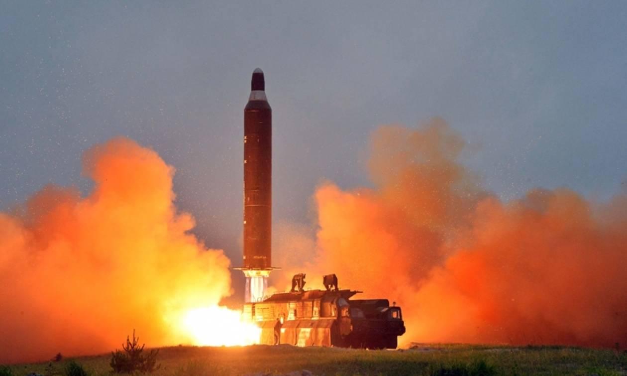 Βόρεια Κορέα: Νέα αποτυχημένη εκτόξευση πυραύλου μεσαίας ακτίνας δράσης