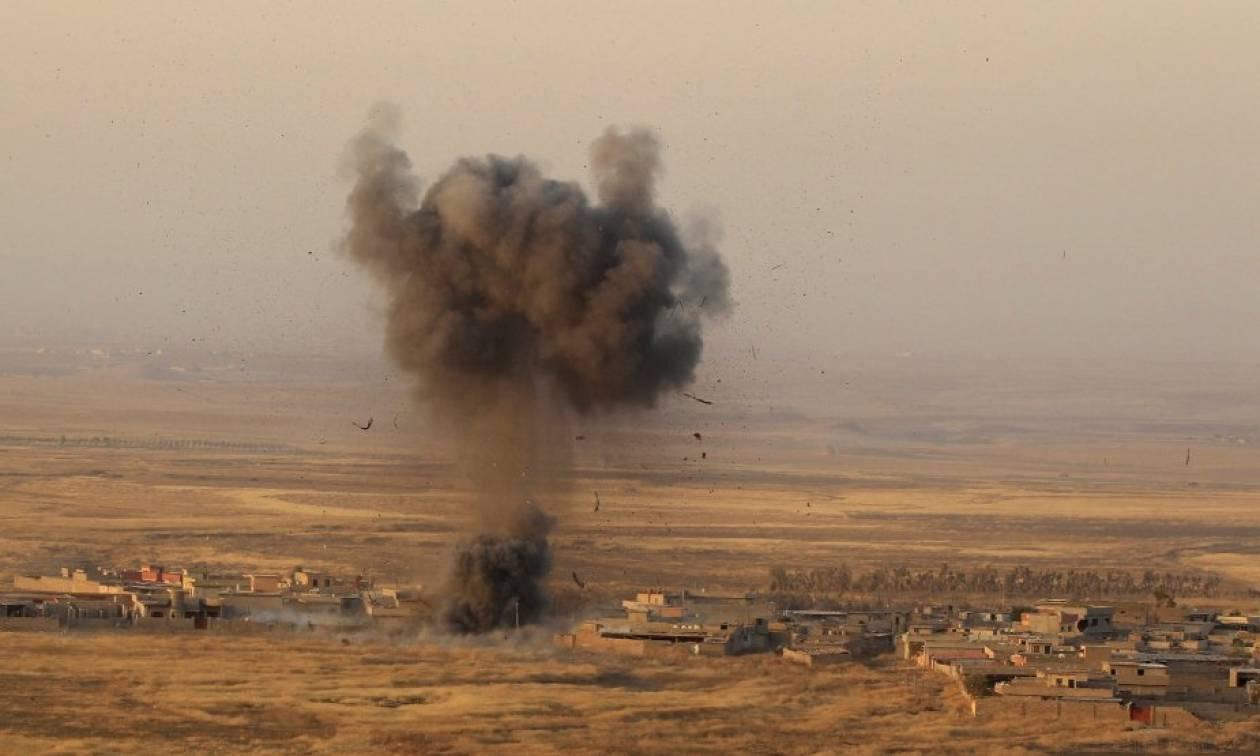 Ιρακ: Τζιχαντιστές προσπάθησαν να δραπετεύσουν από τη Μοσούλη ντυμένοι γυναίκες! (pic)