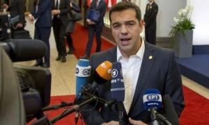 Αλ. Τσίπρας: Η Ελλάδα κουβαλά όλο το βάρος της Ευρώπης στο προσφυγικό