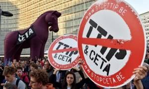 Βέλγιο: Η Βαλλωνία «φρενάρει» τη συμφωνία ελεύθερου εμπορίου ΕΕ - Καναδά