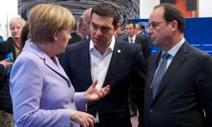Σύνοδος Κορυφής: Ο Τσίπρας ζήτησε δεσμεύσεις, αλλά πήρε... υποσχέσεις για το χρέος (pics)