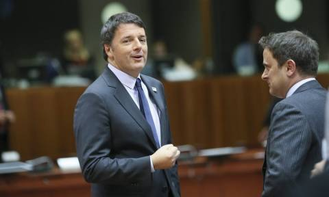 Italy PM Renzi says won't change 2017 budget plan even if Brussels objects