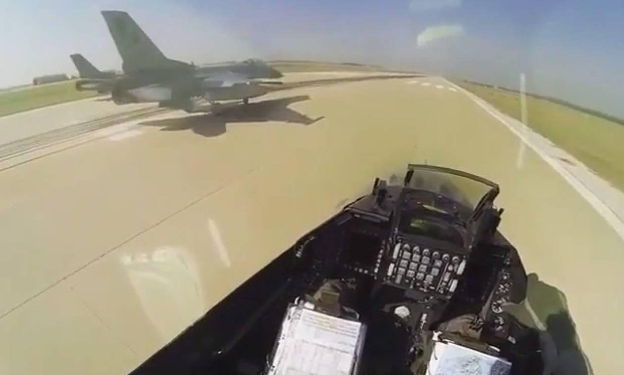 Βίντεο ντοκουμέντο: Τούρκος πιλότος αποκαλύπτει τους  χάρτες των παραβιάσεων στο Αιγαίο