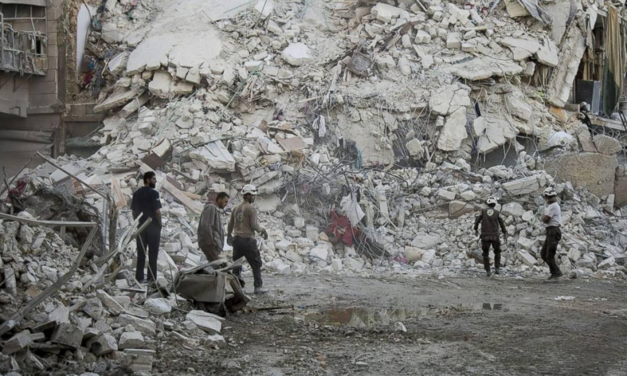 Συρία: Συνεχίζονται οι βομβαρδισμοί στο Χαλέπι – Με κυρώσεις απειλεί η Γερμανία, καταδικάζει η ΕΕ