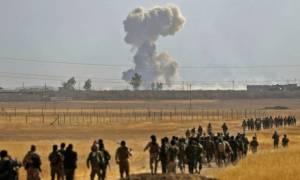 LIVE οι άγριες μάχες στο Κιρκούκ: 15 γυναίκες νεκρές σε αεροπορική επιδρομή (videos)