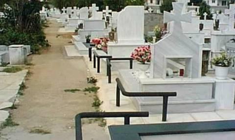 Εντοπίστηκαν κλεμμένες εικόνες σε κοιμητήριο στη Λεμεσό