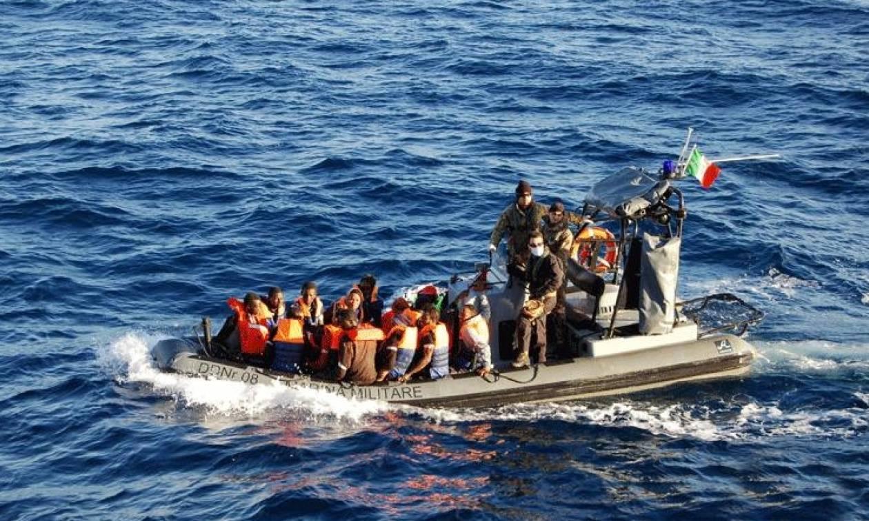Ιταλία: 3.300 μετανάστες και πρόσφυγες διασώθηκαν νότια της Σικελίας