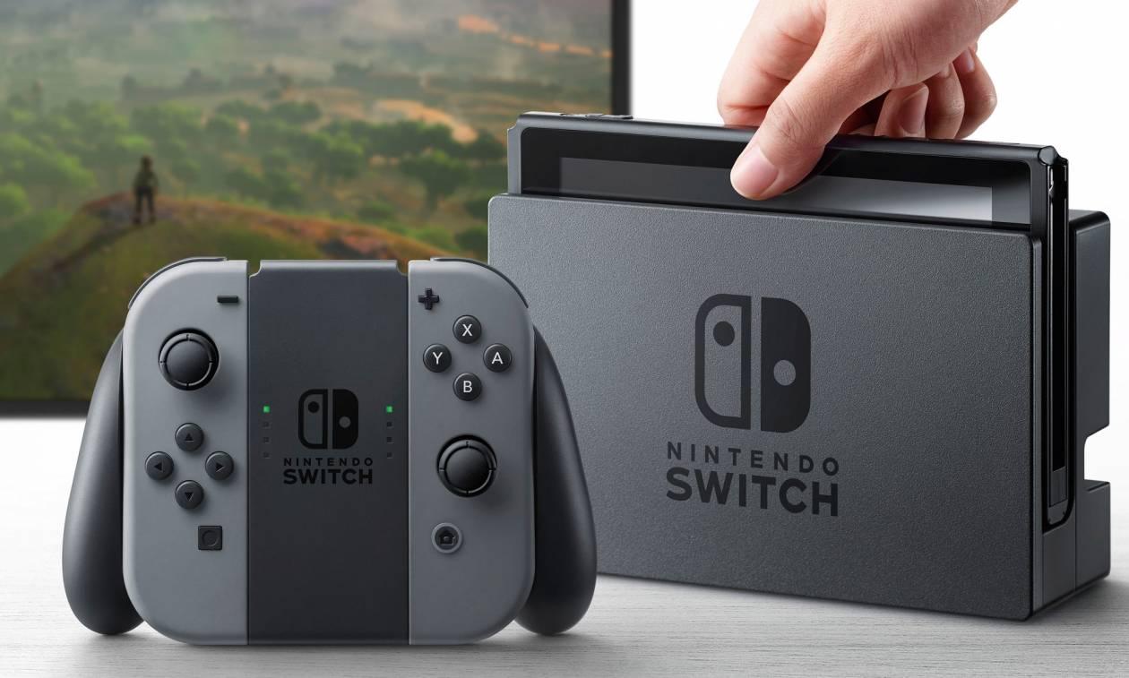 Η Nintendo αποκάλυψε την νέα της παιχνιδομηχανή (video)