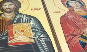 Μυστήριο το πώς βρέθηκαν στο κοιμητήριο οι εκκλησιαστικές εικόνες που εντοπίστηκαν στη Λεμεσό