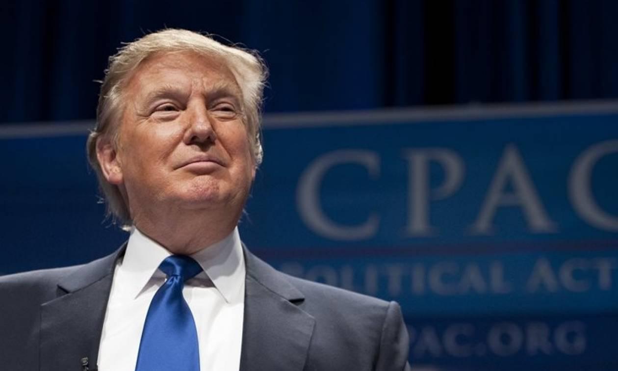 Το «πρόγραμμα των 100 ημερών» παρουσίασε ο Ντόναλντ Τραμπ