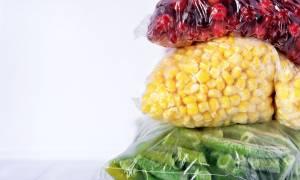 Συμβουλές για τη συντήρηση των τροφίμων στους καταψύκτες