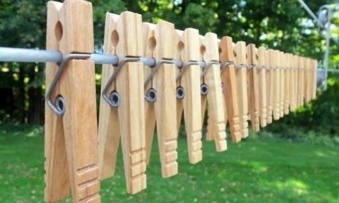 Δείτε τι μπορείτε να φτιάξετε με ξύλινα μανταλάκια (vid)