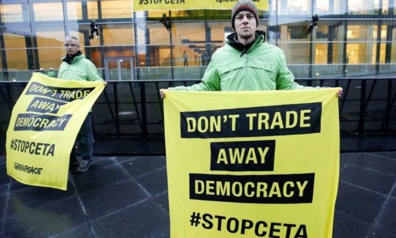 Αδιέξοδο στο Βέλγιο: Η Βαλονία απορρίπτει τα «τελεσίγραφα» για την υπογραφή συμφωνίας ΕΕ - Καναδά