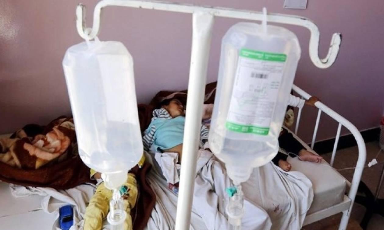 Υεμένη: Εννέα νεκροί απο την χολέρα