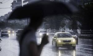 Βροχερός ο καιρός τη Δευτέρα (24/10) - Αναλυτική πρόγνωση