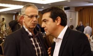 ΣΥΡΙΖΑ: Επανεκλογή Ρήγα ως γραμματέα - Έμειναν εκτός Γεροβασίλη και Μπαλτάς - «Μήνυμα» προς Τσίπρα