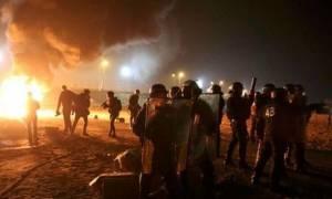 Εκκένωση της «Ζούγκλας του Καλαί» με επεισόδια και δακρυγόνα