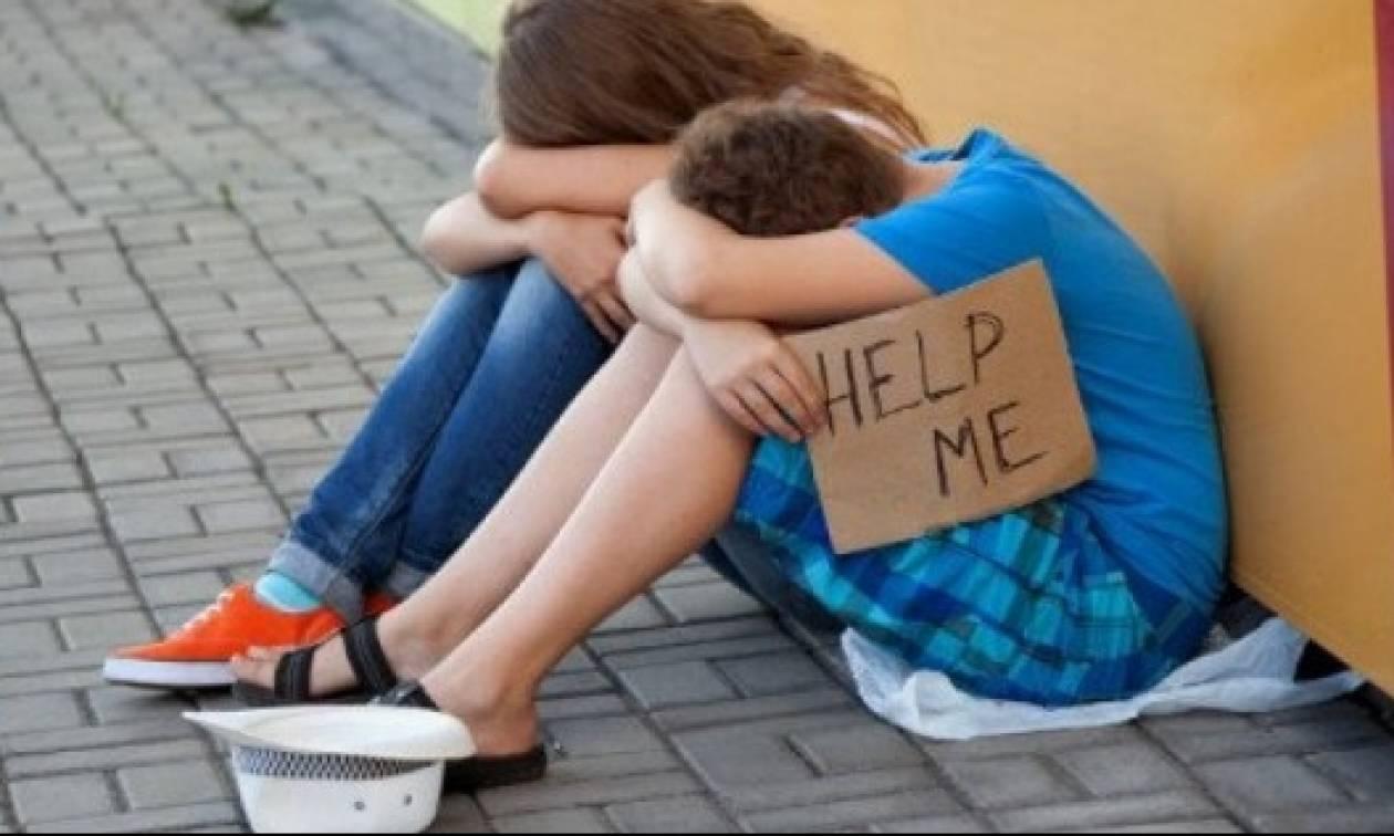 Σε νοικοκυριά χωρίς εισόδημα ζουν 230.000 παιδιά