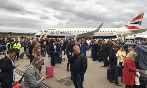 Βρετανία: Σύλληψη υπόπτου για το «χημικό περιστατικό» στο αεροδρόμιο του Σίτι