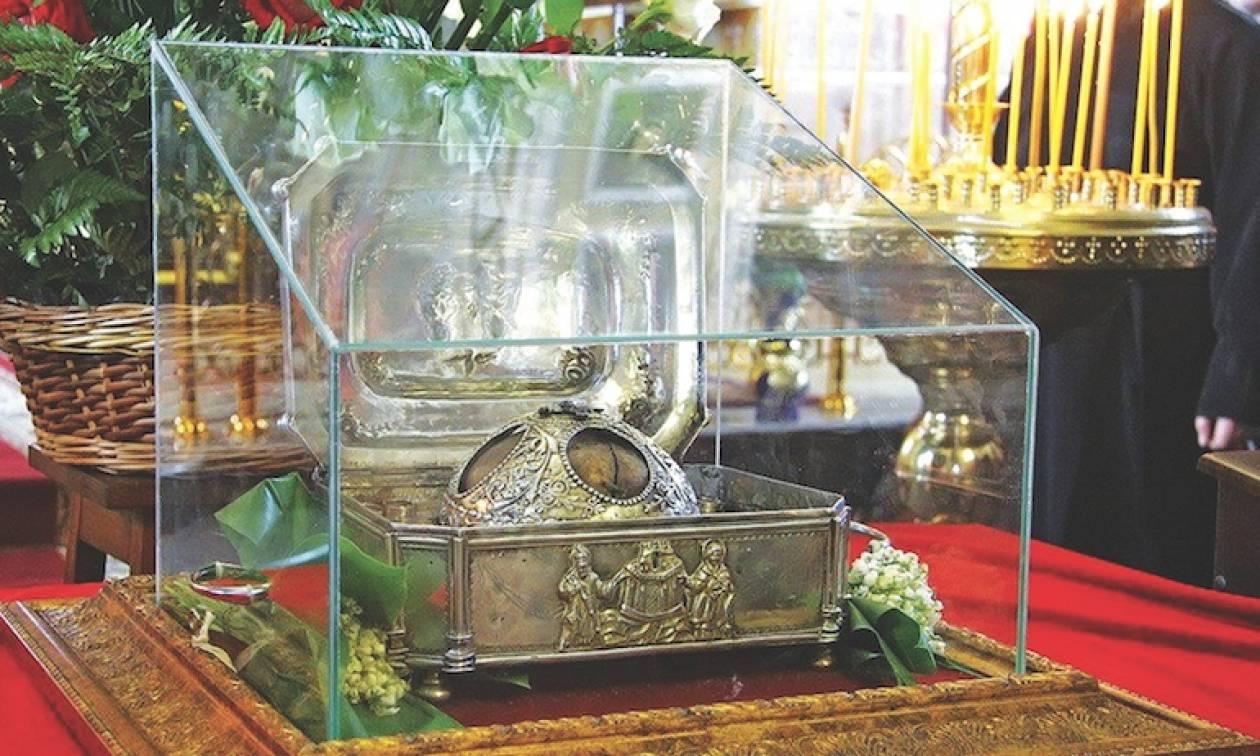 Καταδίκες για την κλοπή των λειψάνων της Αγίας Αναστασίας από το μοναστήρι στα Βασιλικά