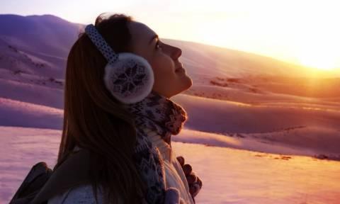 Δέκα τρόποι να κάνουμε το χειμώνα που μπαίνει... καλύτερο!