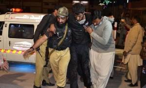 Πακιστάν: 20 νεκροί από την επίθεση στην αστυνομική ακαδημία - Το Ισλαμικό κράτος ανέλαβε την ευθύνη